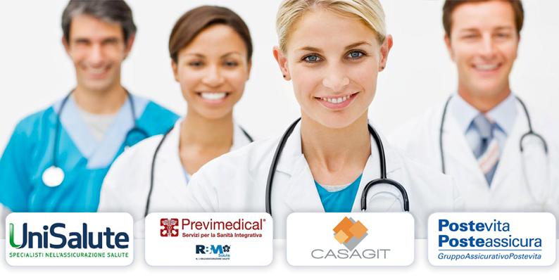 Koinos Centro Sanitario Pistoiese - Studi Medici a Pistoia