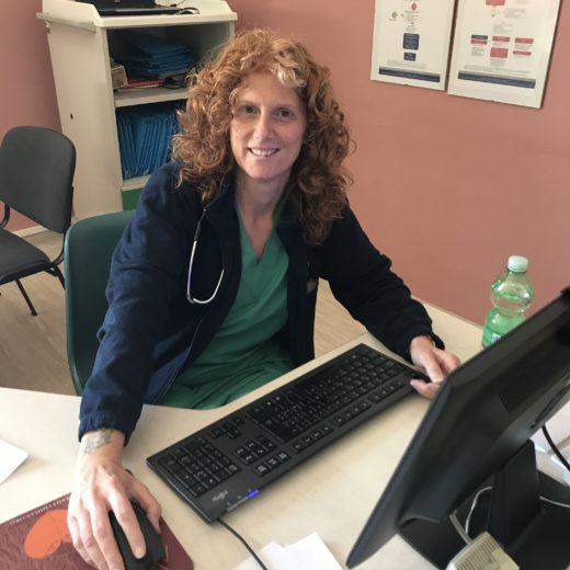 Dr.ssa Silvia Chiocchini, specialista in cardiologia a Pistoia