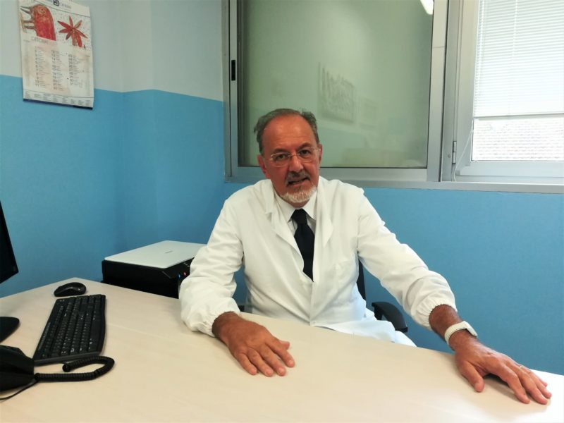 Dr. Gian Luca Chelucci, pneumologo a Pistoia