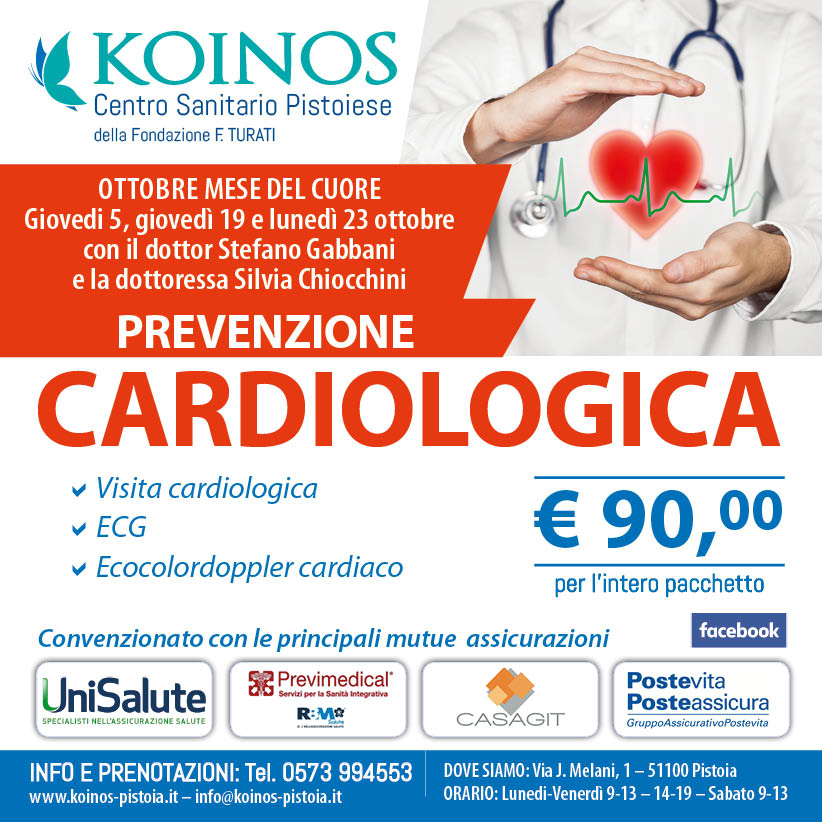 check up cardiologico