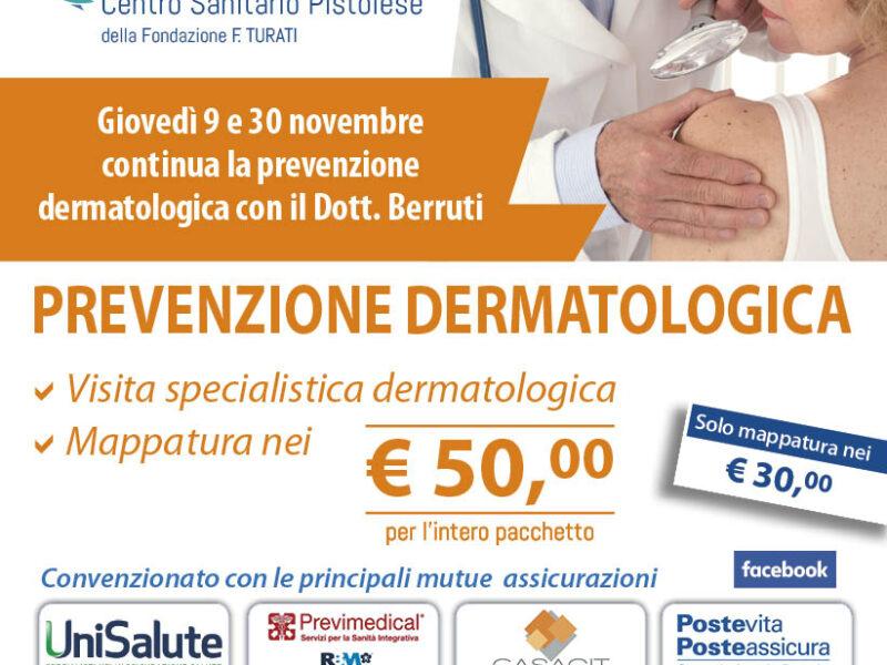 prevenzione dermatologica