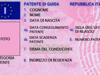 visita oculistica per rinnovo patente